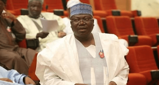 lawan - 9th NASS leadership: Why Senator Lawan should be Senate President - Yobe Gov-elect