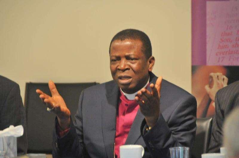 """Image result for """"What Buhari Govt Should Do To Armed Herdsmen"""" – Primate Okoh Speaks On Killings"""
