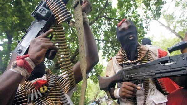 bandits in Zamfara