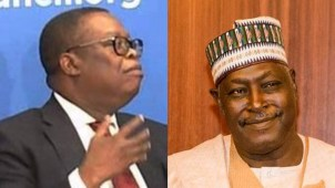 Image result for Buhari's handling of Lawal, Oke's corruption allegations wrong - PDP