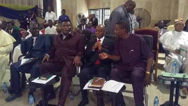 Muslim group attacks Adeboye, Oyedepo, CAN for telling FG to exit Islamic bodies