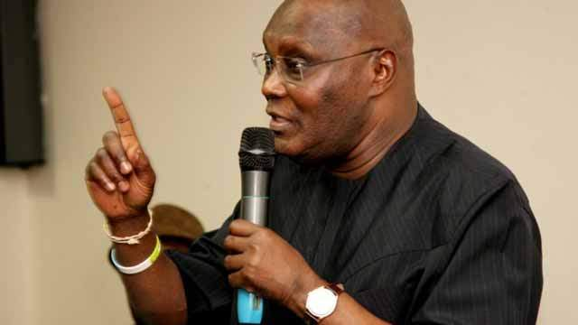 Image result for I'm not desperate to be president - Atiku
