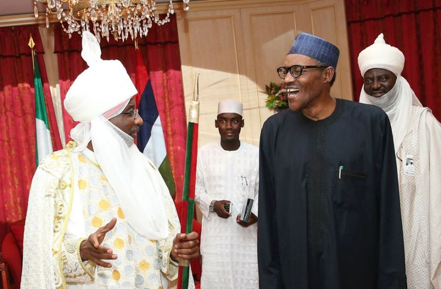 Image result for emir of kano sanusi