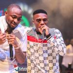 Wizkid: Davido blasted for liking troll's comment on singer's 3rd baby mama's page