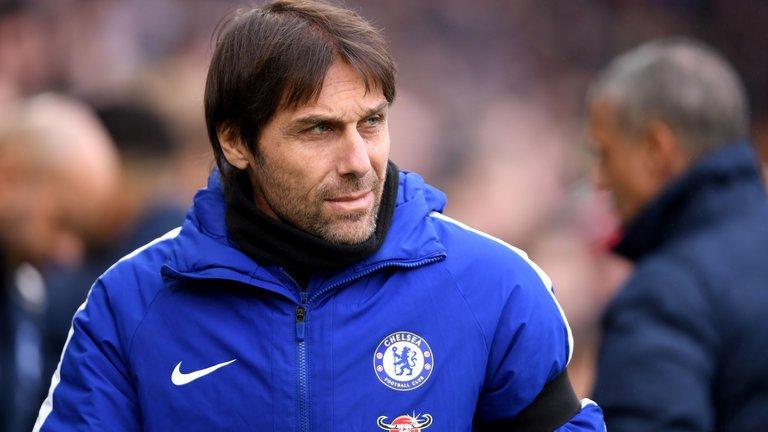 Chelsea owner, Roman Abramovich reveals Antonio Conte's replacement