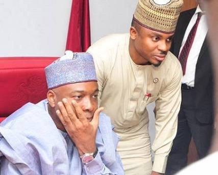 Saraki's P.A reacts to corruption allegations