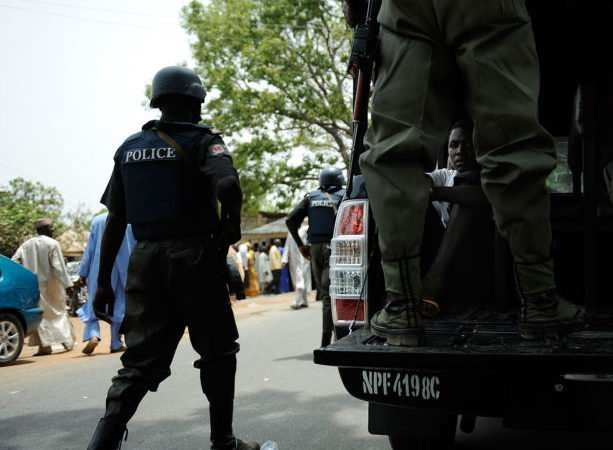 Image result for Nigeria man  arrested for stealing genrerator wire
