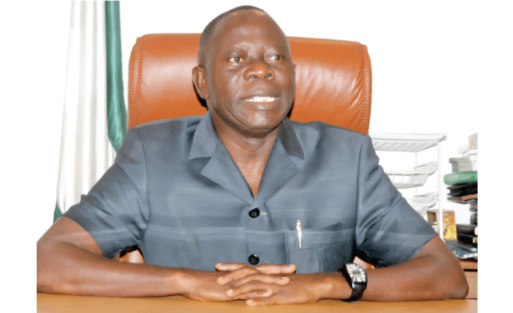 Image result for oshiomhole  BIG TROUBLE!! OSHIOMHOLE BLOWS HOT, SHAKES MAJOR TABLES AS HE MAKES SHOCKING REVELATION ON INEC MOST NIGERIANS DID NOT KNOW – SEE DETAILS b721b8ec adams oshiomhole