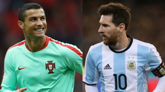 Image result for messi and ronaldo