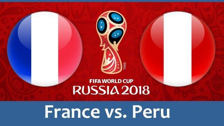 Image result for France vs Peru