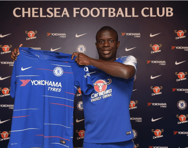Kante signs new contract with Chelsea, weekly pay revealed - Daily Post  Nigeria