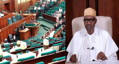 Image result for Reps to Buhari