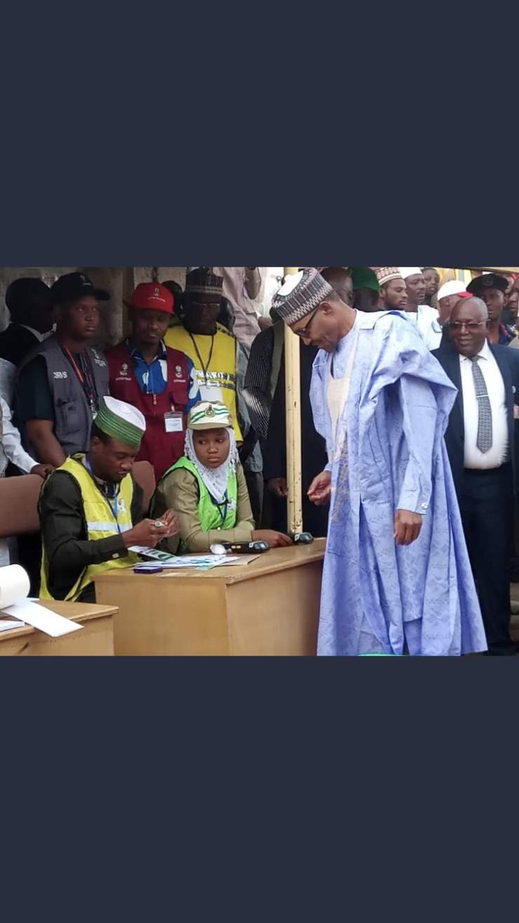 Nigeria Decides: Live Updates, Results and Situation Report of 2019 Presidential Election. IMG 1225