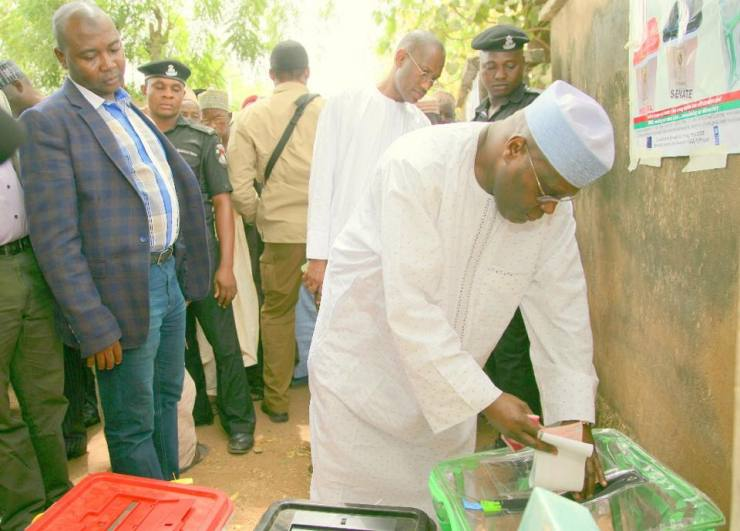 Nigeria Decides: Live Updates, Results and Situation Report of 2019 Presidential Election. atiku