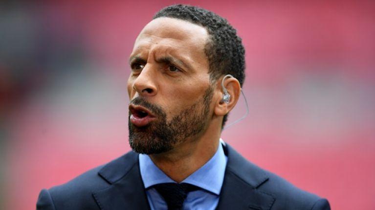 Rio Ferdinand - EPL: Rio Ferdinand admits interest in Manchester United job