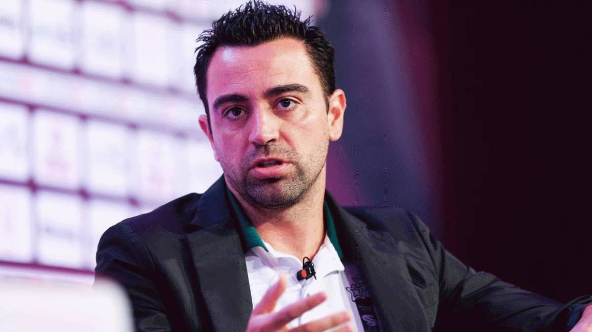 Xavi names five clubs he wants to manage