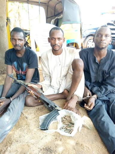 Image result for Police Kills Kidnap Kingpin 'Shaho', Nabs Gang Members [PHOTO]
