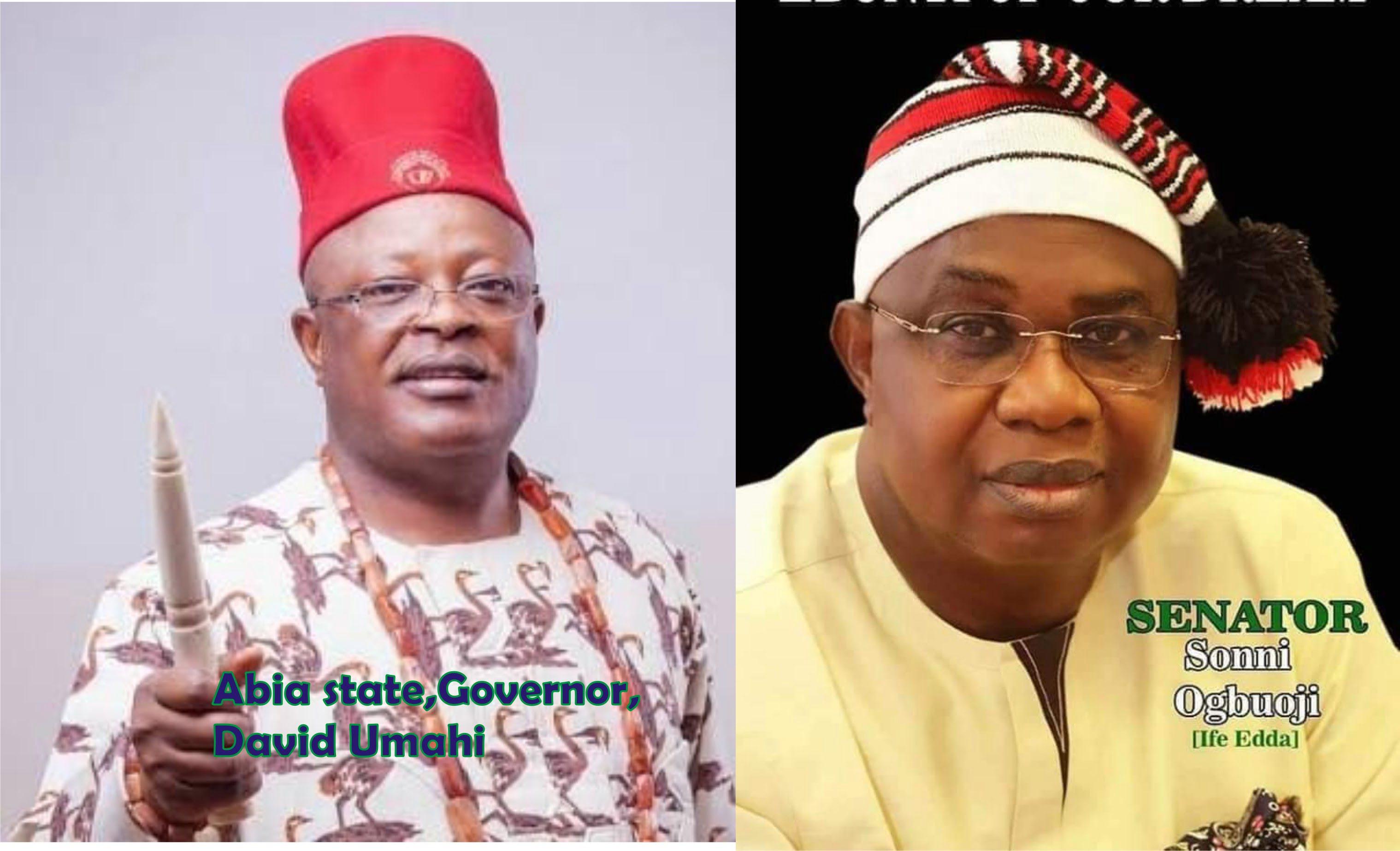 Abia State - Gov. Umahi vs Sonni Ogbuoji: What happened at Tribunal on Wednesday