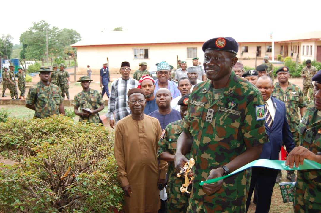 IMG 20190514 WA0029 - Nigerian Army adopts Yoruba, Igbo, Hausa languages in tackling insecurity