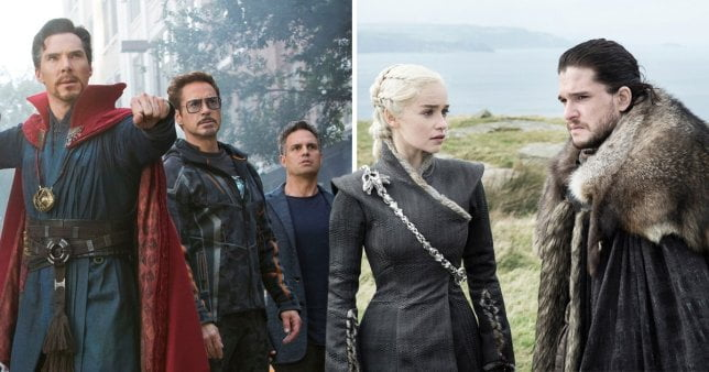 game avenger - Game of Thrones, Avengers Endgame lead as MTV releases 2019 awards nomination [Full List]