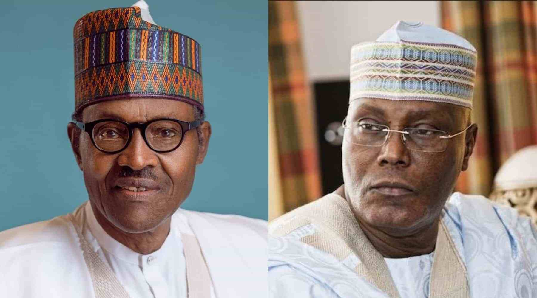 Buhari Atiku 1 - Buhari vs Atiku: INEC transmitted 2019 presidential election results to server - Witnesses tell tribunal