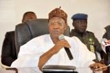Most bandits, criminal herdsmen not Nigerians – Lai Mohammed