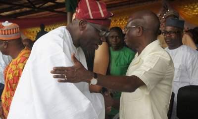 Edo govt speaks on Obaseki, Oshiomhole's rumoured face-off 1