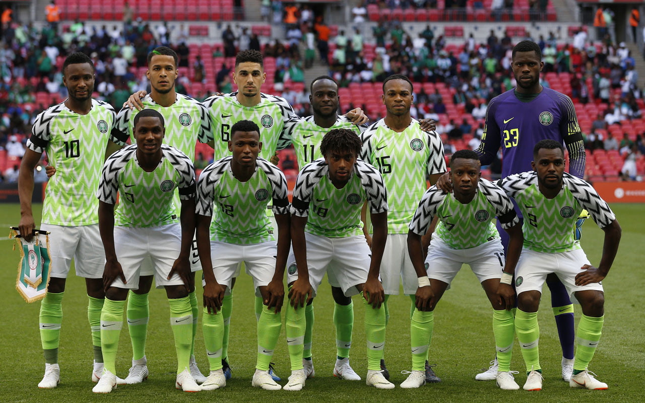 Super Eagles 1 - Nigeria vs South Africa: NFF sends message to Super Eagles