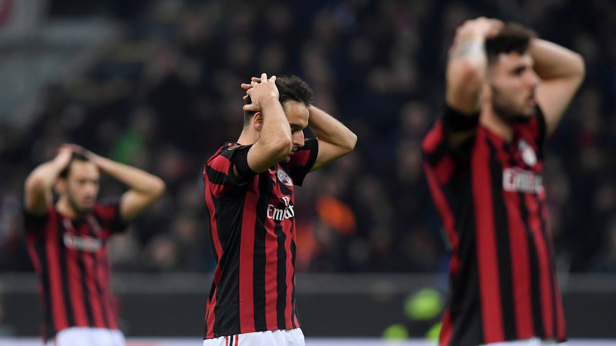 ac milian - UEFA Europa League: AC Milan ban from competition