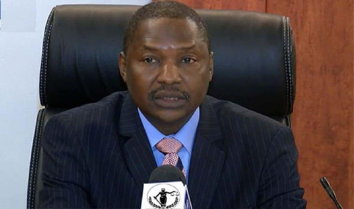 Abubakar Malami Ministerof Justice Attorney General - Sowore's rearrest: Malami reveals what FG will do about DSS court invasion