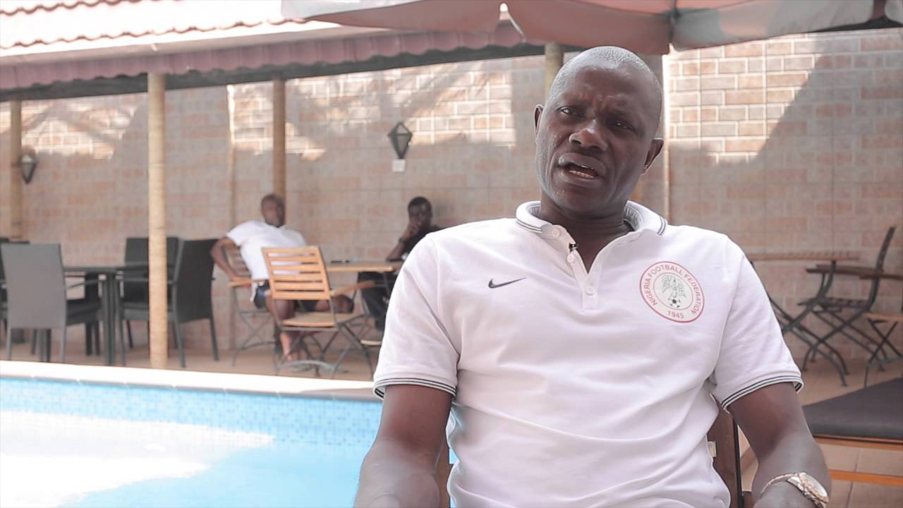 Alloy Agu - Nigeria vs South Africa: Super Eagles coach, Agu predicts winner of AFCON quarter-final match