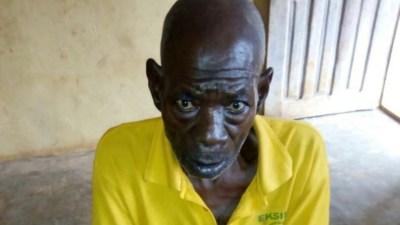 95-year-old Indian Hemp dealer nabbed in Ondo