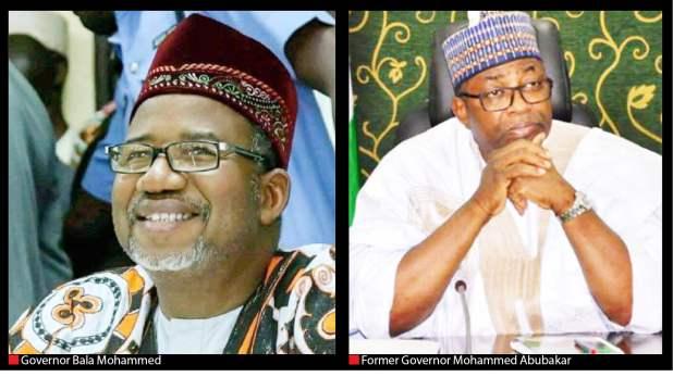 Mohammed Abubakar and bala - Abubakar vs Mohammed: Tribunal grants pre-hearing on APC petition against Bauchi Gov