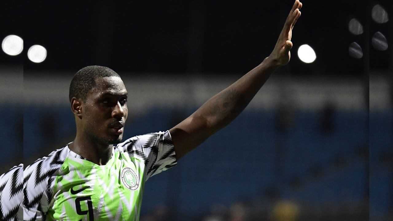 Odion Ighalo - Nigeria vs South Africa: Ighalo predicts AFCON quarter-final clash, speaks on not scoring