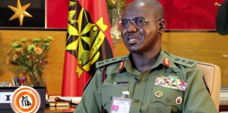 Buratai Pledges Support For Zamfara Peace Process