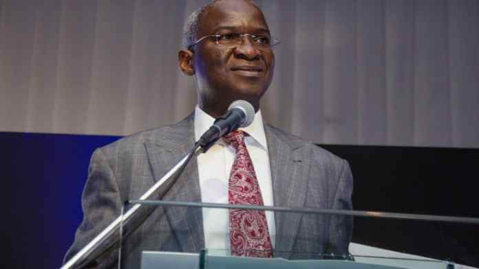 Fg Committed To Human Capital, Infrastructure Dev., Says Fashola