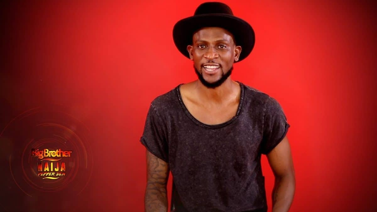 Omashola - BBNaija: Omashola evicted from reality show [VIDEO]