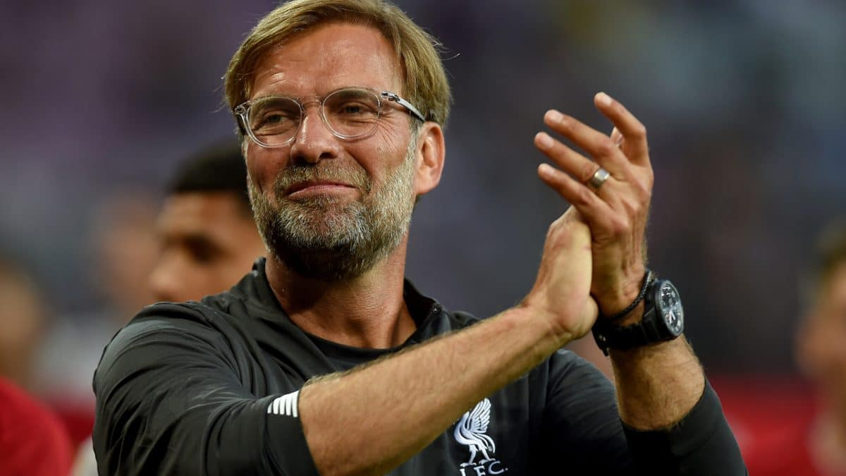 Klopp Signs New Contract With Liverpool