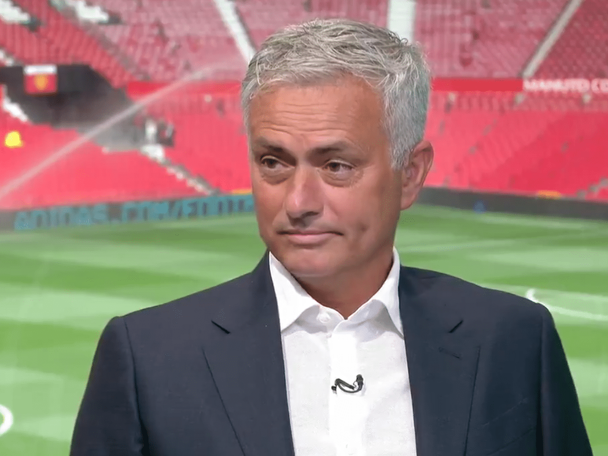 mourinho - EPL: What Mourinho said after Man Utd's 1-1 draw with Liverpool