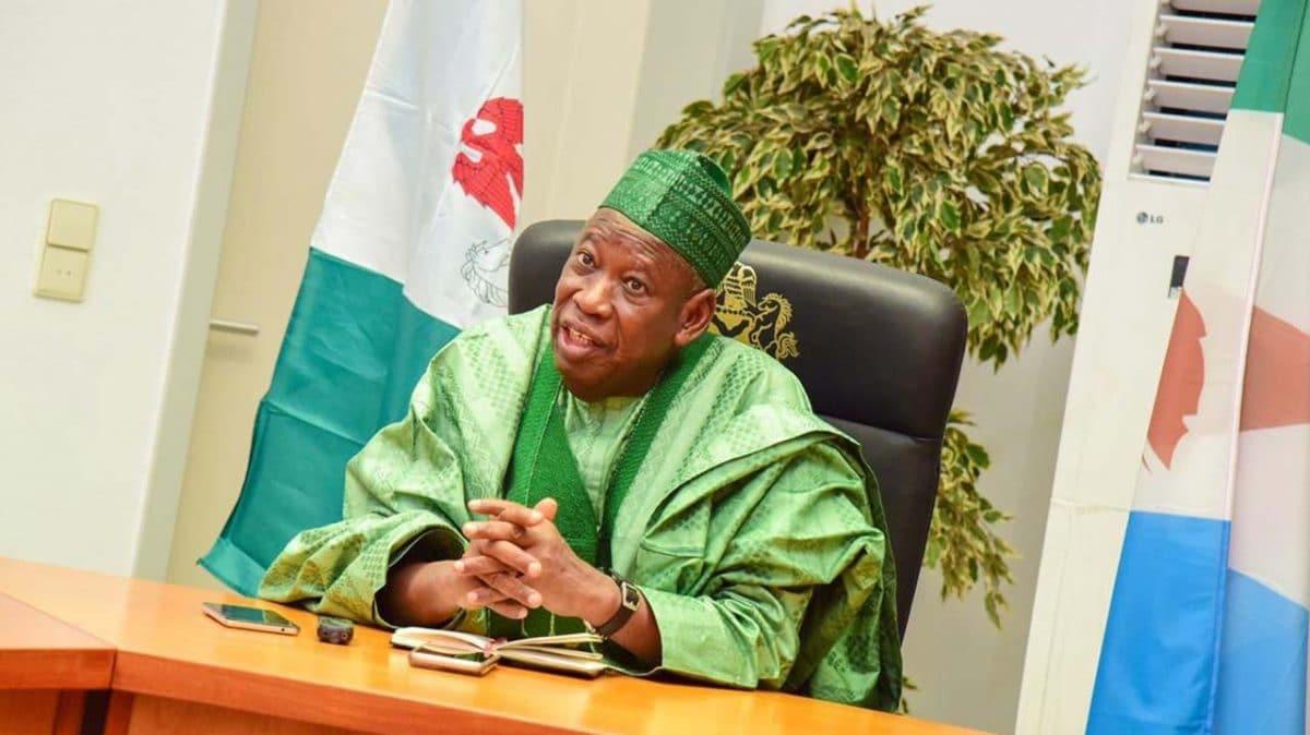 Abdullahi Ganduje - Tribunal: Gov. Ganduje sends message to President Buhari
