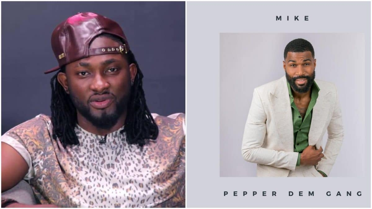 Uti Uwachukwu and mike - BBNaija: Why Nigerians should not evict Mike - Uti Uwachukwu