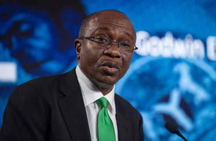 Group asks Buhari to sack Emefiele as CBN Governor over dwindling economy