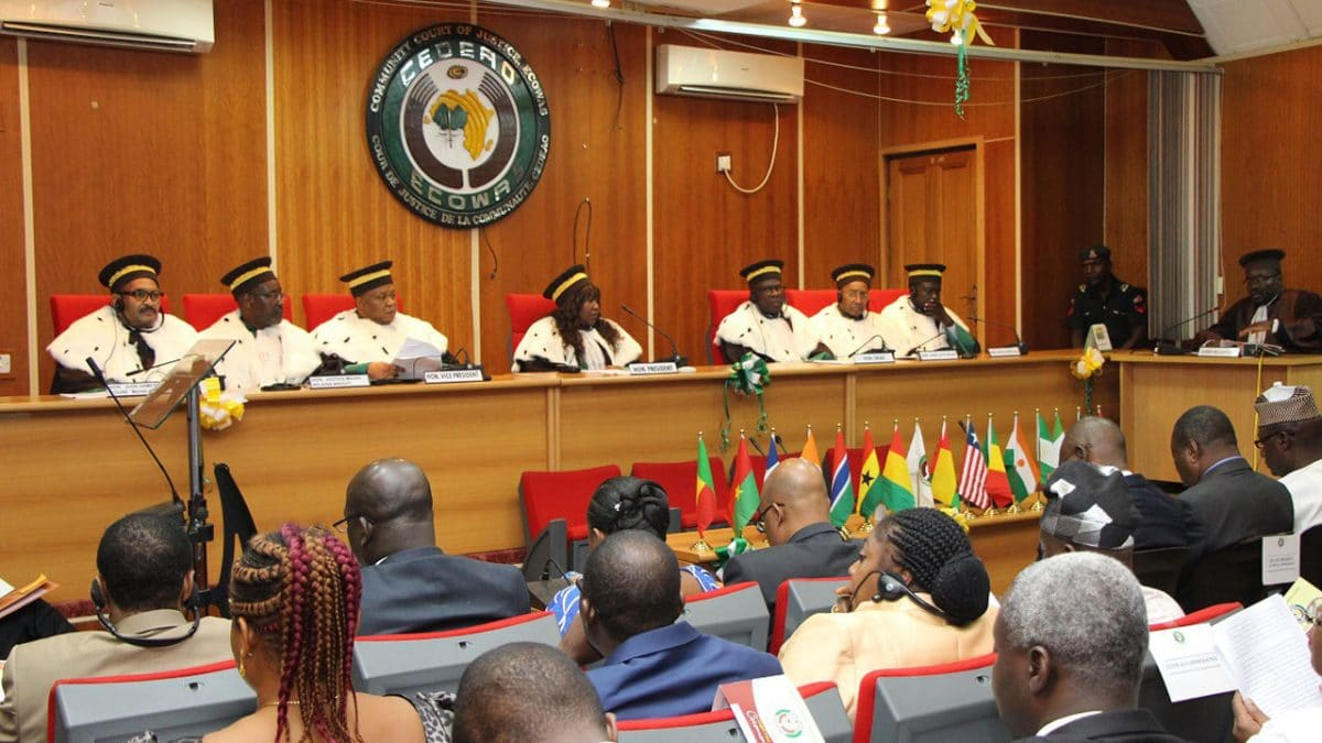 Immigration detention: ECOWAS Court orders Nigeria to pay German N63.6m, $10,000
