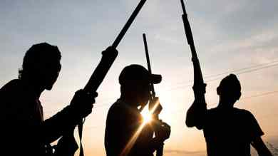 Sporadic shooting reported in Felele, Lokoja as hoodlums strike