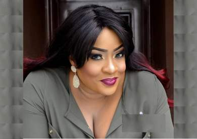 Actress Foluke Daramola Salako