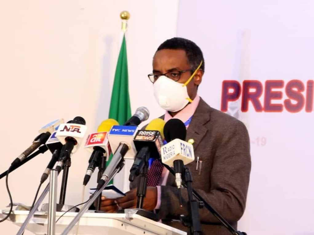 COVID-19: Nigerian govt gives condition for fresh lockdown