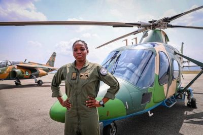 Nigerian Airforce reveals identity of Tolulope Arotile's killer, hands case to police
