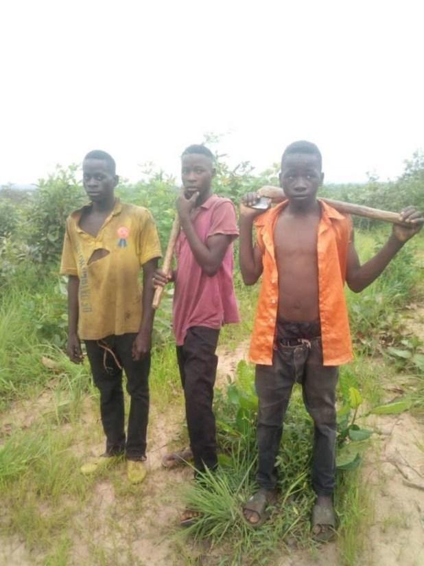 DCBC9E7F C463 4DA3 A610 AC02E64A314A - Troops rescue three kidnapped victims in Kaduna