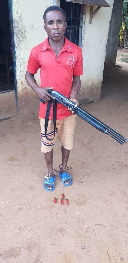 OHAFIA-TV News   Man shoots friend in Anambra over N1,000 debt
