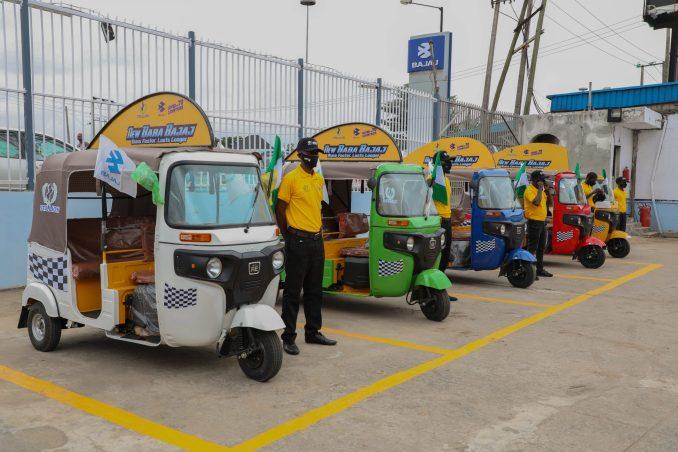 0174084E F177 4B03 B6D7 A775DCCFA38A scaled - Stallion-Bajaj kicks off first Keke Rally in Nigeria